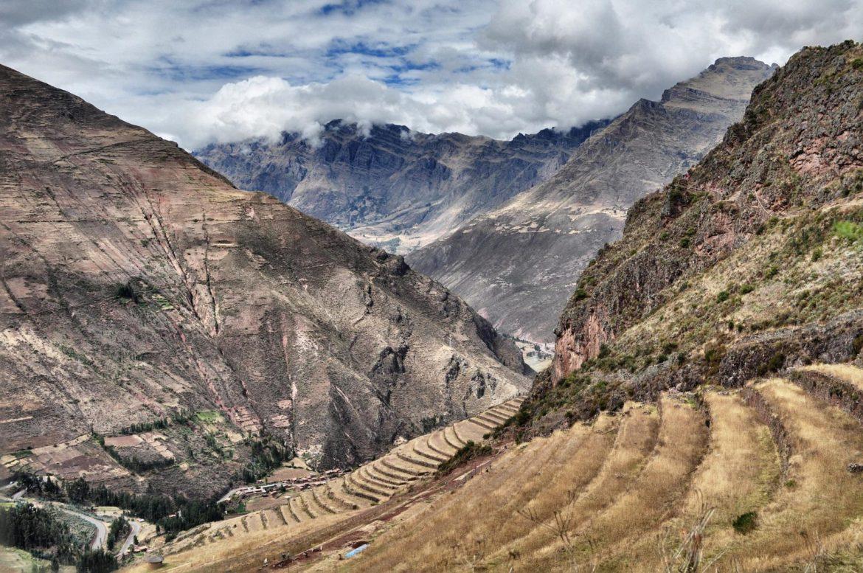 "Urubamba Valley, Peru: aka ""Yucay Valley,"" aka ""Sacred Valley,"" aka ""Holy Crap! Valley."""