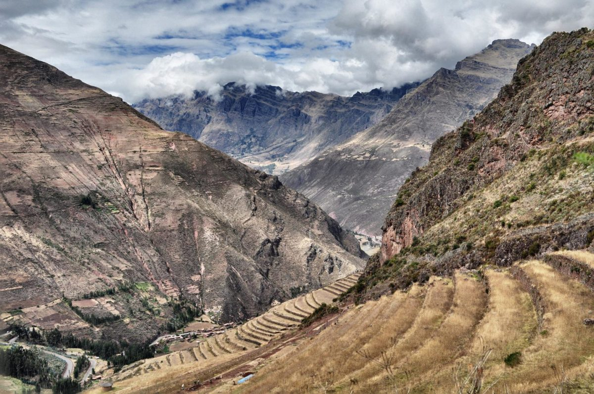 Urubamba Valley, Peru