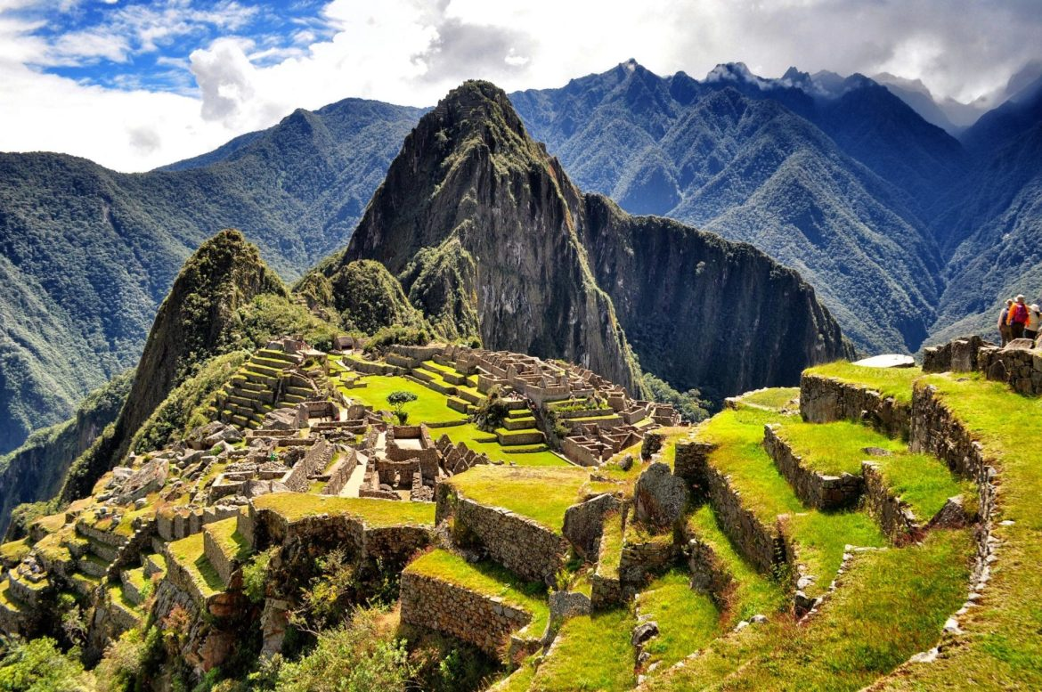 "Machu Picchu, Peru: We find the ""Lost City of The Incas"" right where they left it."