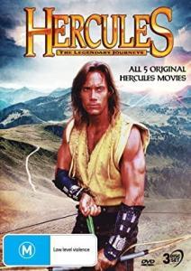 Hercules movies on DVD