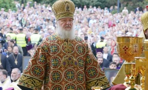 Патриарх Кирил: Санкциите накараха руснаците да работят с пълна отдаденост...