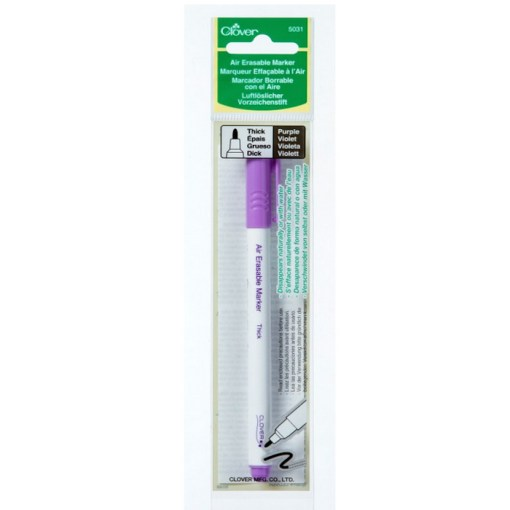 Clover Air Erasable Marker Thick
