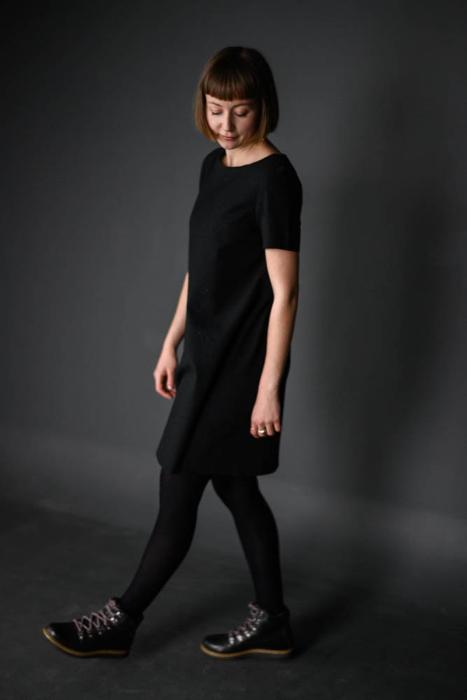 Merchant & Mills Trapeze dress sewing pattern