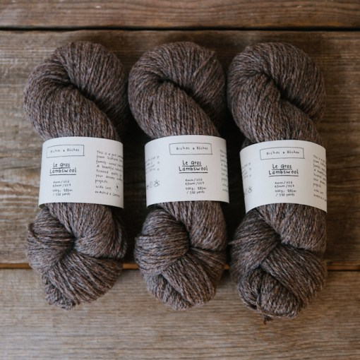Biches-le-gros-lambswool-light brown