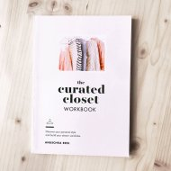 he Curated closet Workbook