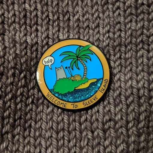 an caitlin beag welcome to sleeve island