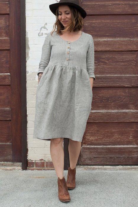 Sew Liberated - Hinterland Dress