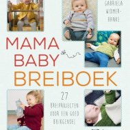 Mama baby Brei Book baby knitting book
