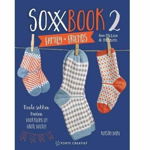 photo of Soxxbook 2 Kerstin Balke