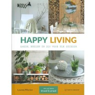 crochet book happy living Lisanne Multem