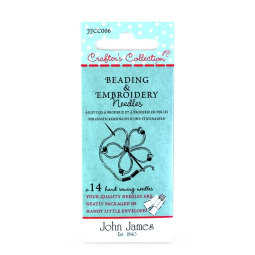 Crafter's Collection Beading & Embroidery Needles