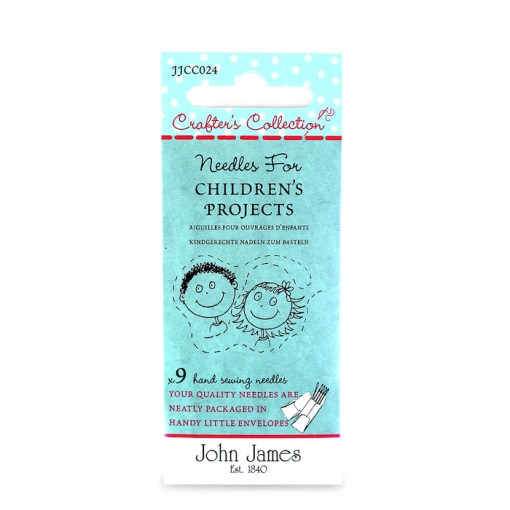 Crafter's collection Needles for Children's Projects