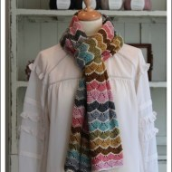 CaMaRose trine's scarf