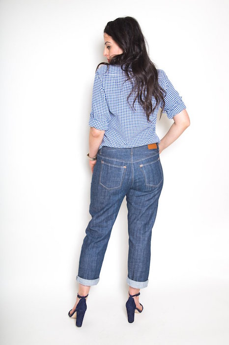 Morgan Jeans Back