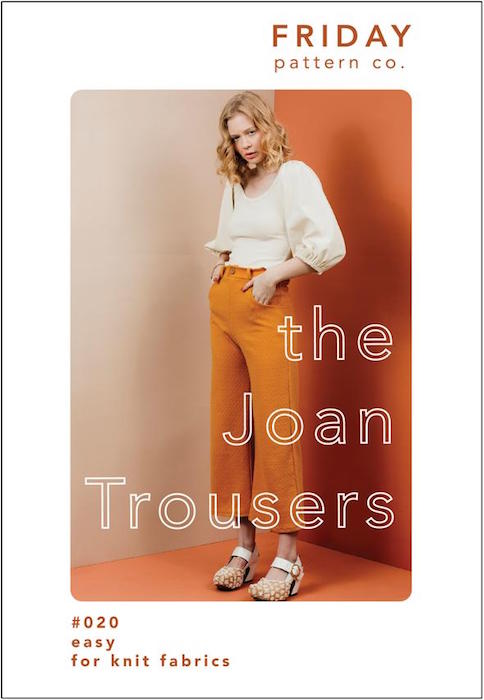 The Joan Trousers Pattern