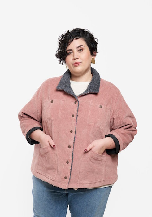 The Thayer Jacket 14-30 Front 1