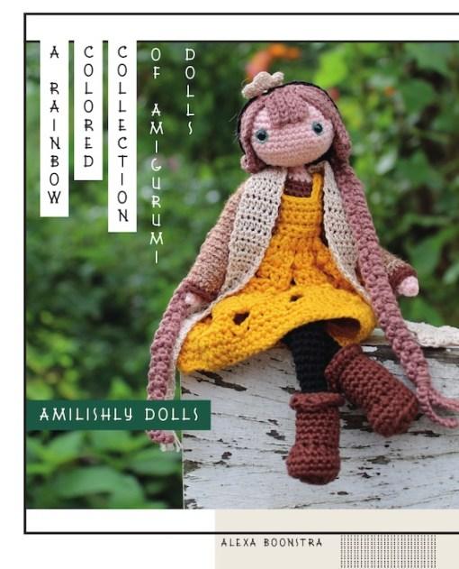 Amilishy Dolls - Alex Boonstra cover