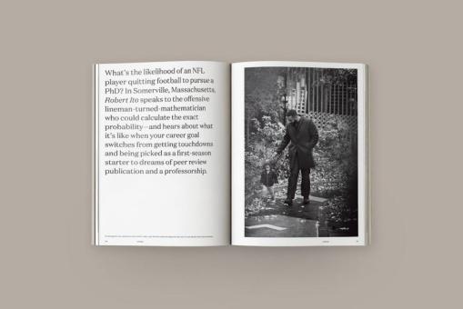 KinKinfolk Magazine Issue 35:Changefolk Magazing Issue 35:Change