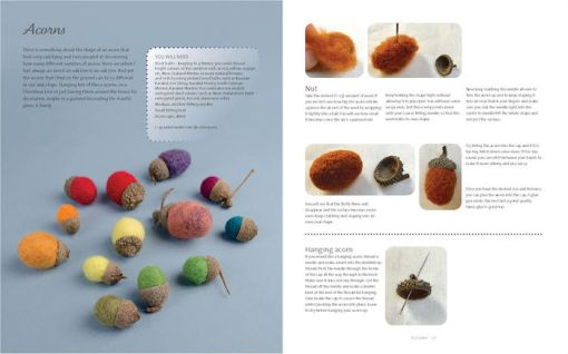 Making Simple Needle Felts - Steffi Stern