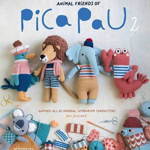 Animal friends 2 pica pau book cover