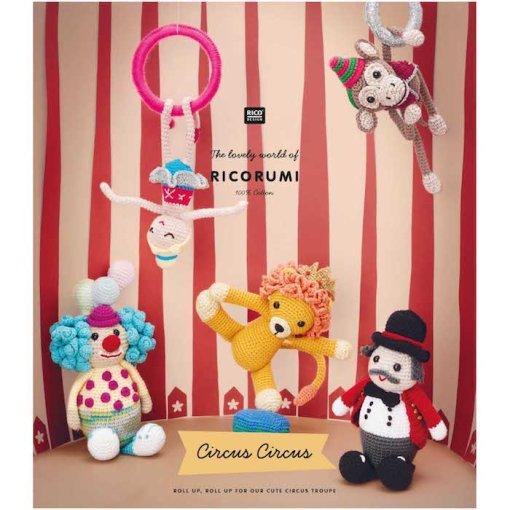 Rico Design – The Lovely World of Ricorumi – Circus Circus