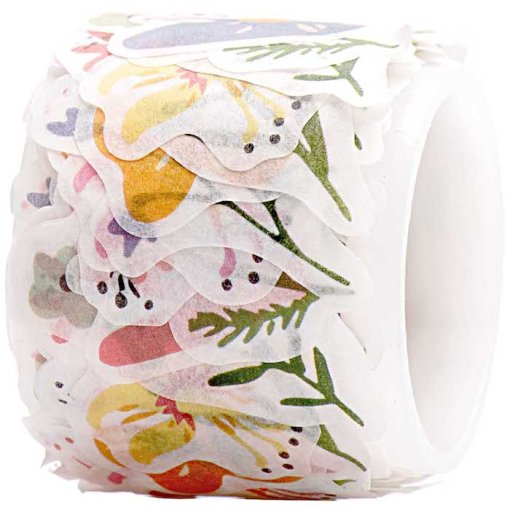 Rico Design Washi Stickers Scatter Flowers