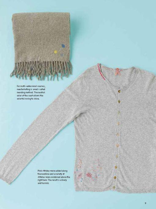 Joyful Mending - Visible repairs for the perfectly imperfect things we love! - Noriko Misumi