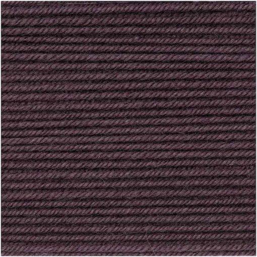 Rico Design Essentials merino 085 dark purple