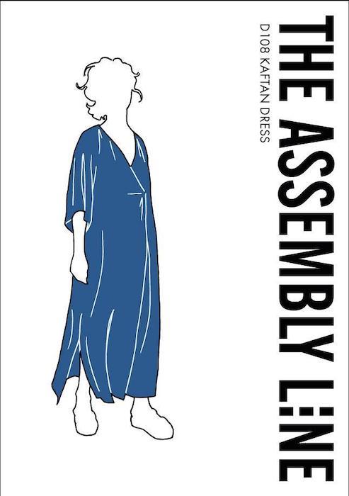 The Assembly Line - Kaftan Dress