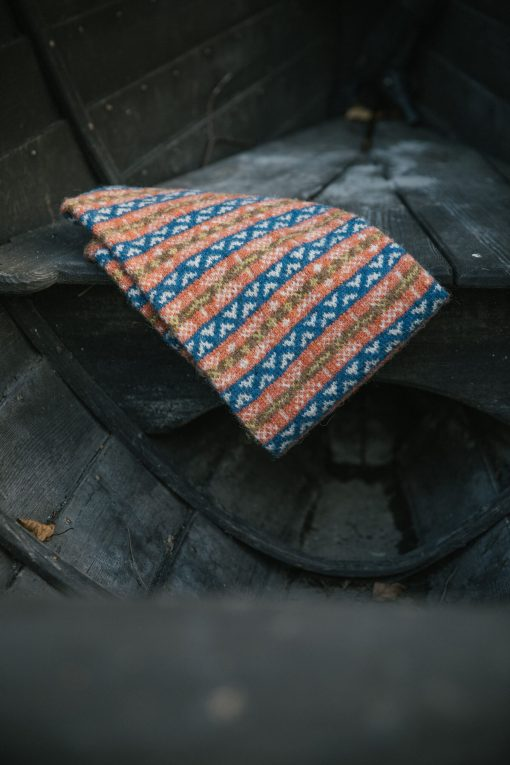 Fair Isle Weekend - Mary Jane Mucklestone shawl