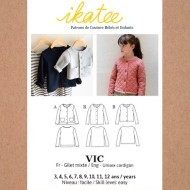 ikatee Vic Cardigan for kids
