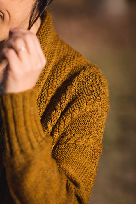 Cardigan from Interpretation volum 7
