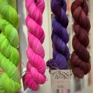 Yipee Yarns - merino sock