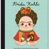 van klein tot groots - Frida Khalo