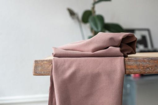 Meet MIlk Stretch Tencel Twill Old Rose
