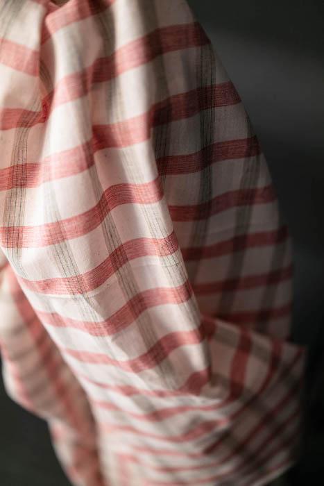 Merchant & Mills - Indian Brunch Check Cotton