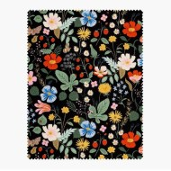 Rifle Paper Co Strawberry fields Rayon Black