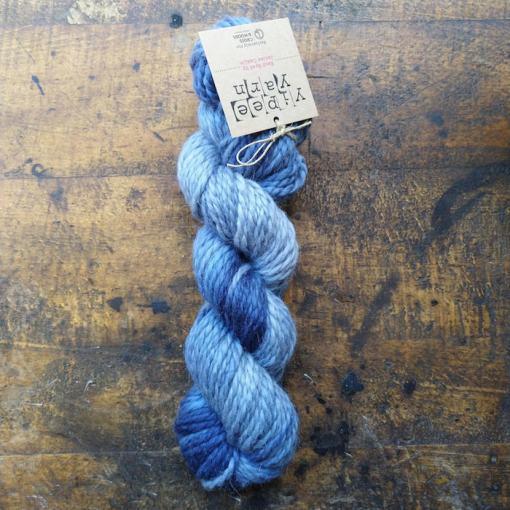 Yipee Yarn Chunky Alpaca Blue Moon