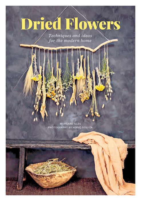 Dried Flowers - Morgane Illes bookcover