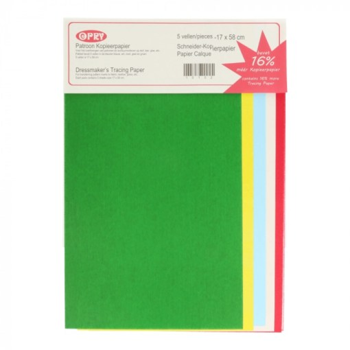 Opry Tracing paper