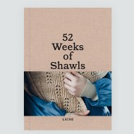 Cover of the Laine Publishing - 52 Weeks of Shawls