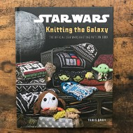 Cover from Star Wars the Knitting Galaxy -Tanis Gray