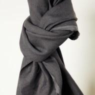 mind the MAKER nisa softened linen calm grey