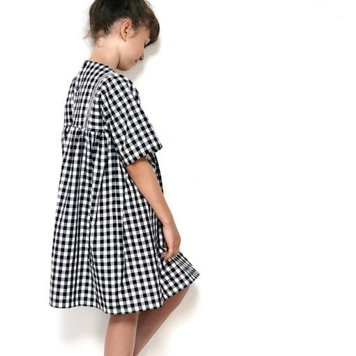 Modeling Ikatee Sakura Paper Sewing Pattern