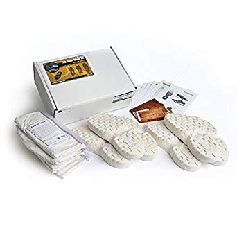 The Shoe Must Fit Footprint Analysis Kit