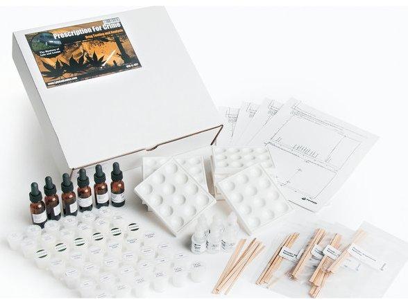 Prescription for Crime™ Drug Testing and Analysis