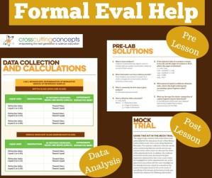 Formal Teacher Evaluation Lessons