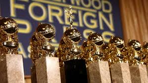 Golden Globes deliver shock and awe