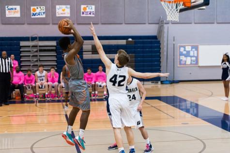 Boys basketball ends the season on a high note