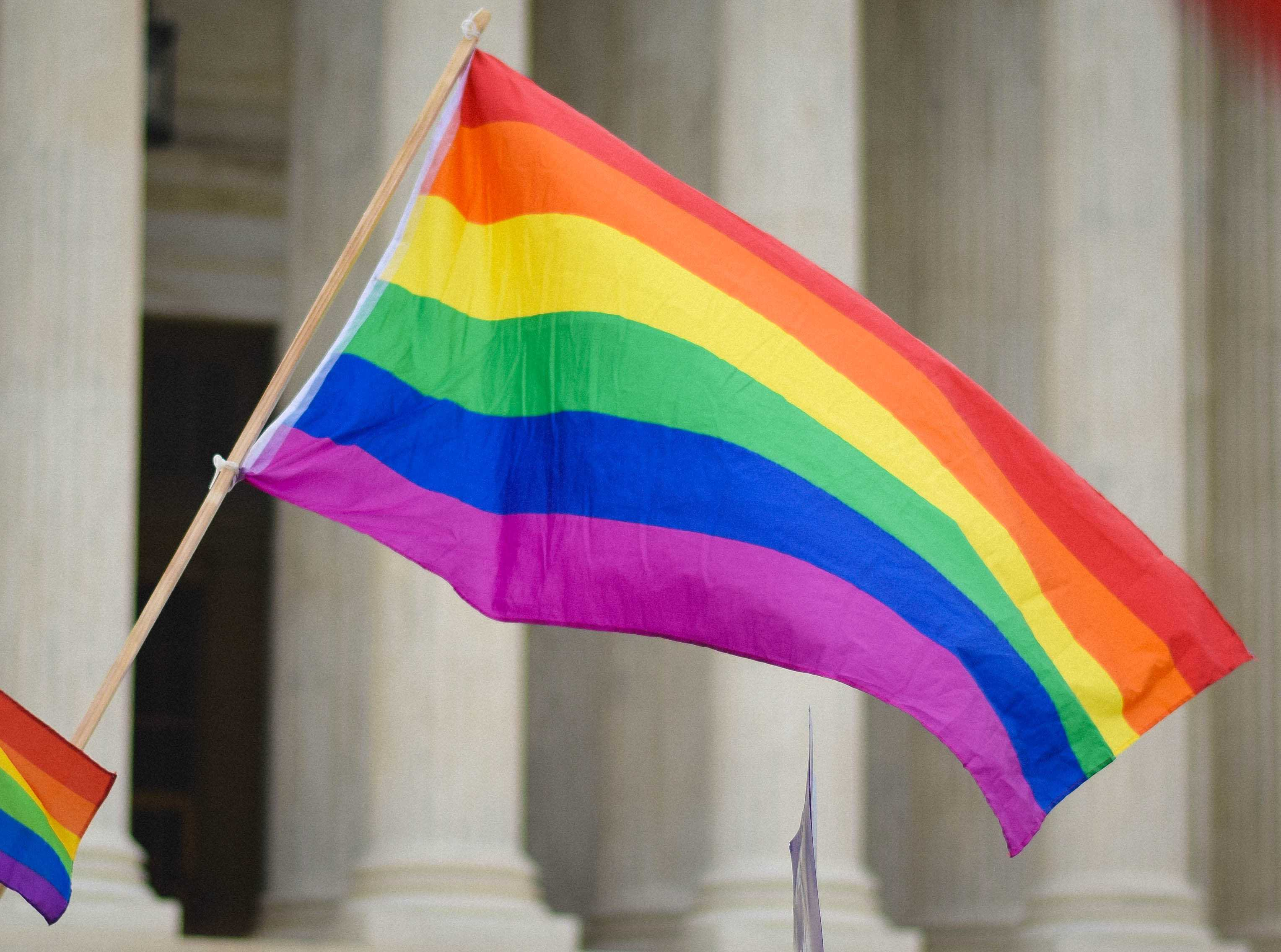 LGBT supporters celebrate the Obergefell vs Hodges Supreme Court ruling that made gay marriage legal last June, but not much progress for LGBT rights has been made since then.